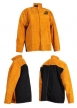 Кожаня куртка сварщика со вставкой из огнестойкого материала на спине ESAB Welding Jacket
