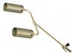 Горелка газовоздушная кровельная ГВкр-2 рычажная (2-факельная)